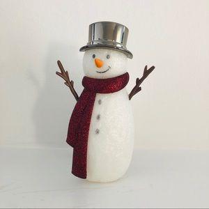Bath and Body Works Snowman Wallflower Plug